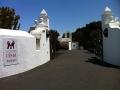 la fondation-musée César Manriqué le sauveur de Lanzarote