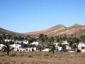 petit village typique de Lanzarote